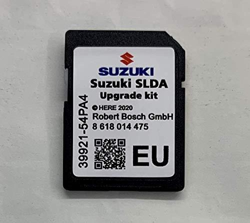 Suzuki SLDA GPS Navi SD Card MAP Europe Version 2020-2021 (Vitara)