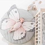 LWKBE Runde Tiere Carpet Baumwolle für Baby Boden spielmatten Kindergarten kinderzimmer Dekoration...