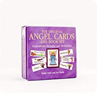 Original Angel Cards and Book Set: Inspirational Messages and Meidtations