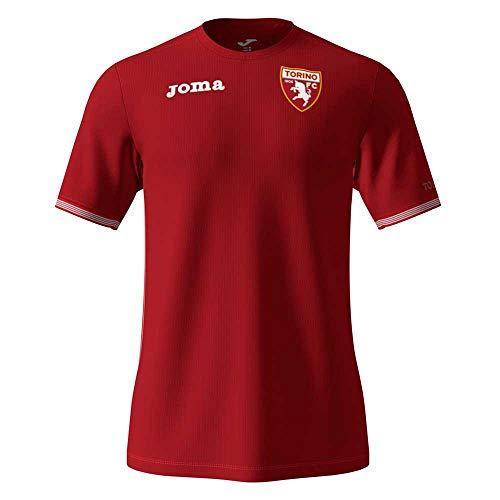 Joma T-Shirt da Rappresentanza Torino FC Stagione 2020/21 Originale Belotti Sirigu Zaza (XL)