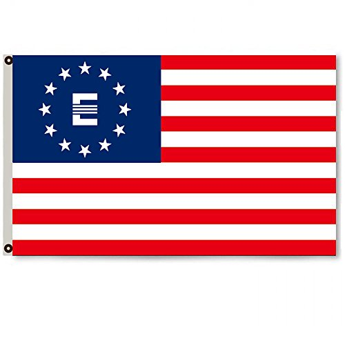 2but Enclave E American Flag Banner 3x5Feet