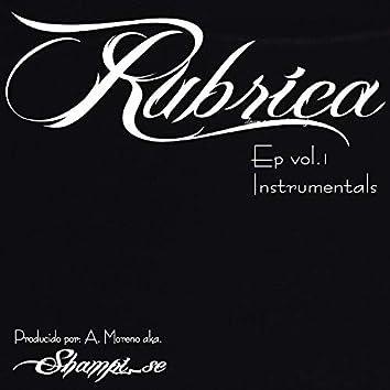 Rubrica Ep, Vol. 1