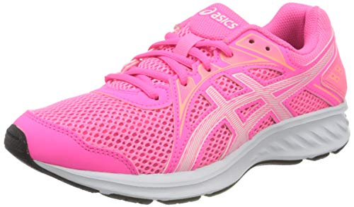 ASICS Jolt 2 Running Shoe, Hot Pink/White, 36 EU