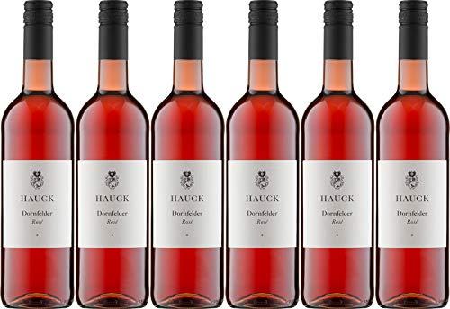Hauck Dornfelder Rosé 2019 (6 x 0.75 l)