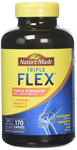 Nature Made TripleFlex Triple Strength, 170 Caplets by Nature Made