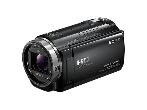 ソニー SONY ビデオカメラ Handycam CX535 内蔵メモリ32GB ブラック HDR-CX535/B