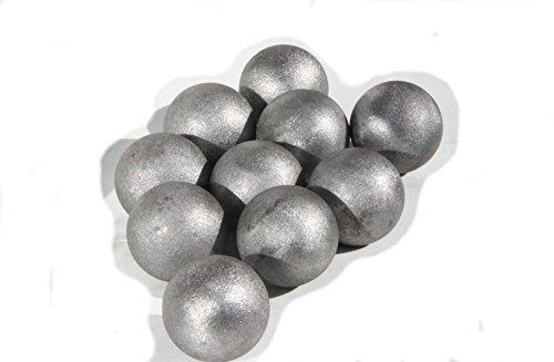 UHRIG ® 10 St. Eisen Vollkugel Durchmesser 25mm Stahlkugel #540-25
