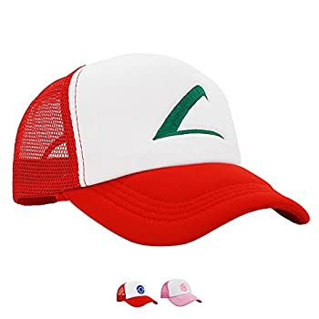 PopCrew Embroidered Team Trainer Hat for Cosplay Costume Trucker Snapback Cap