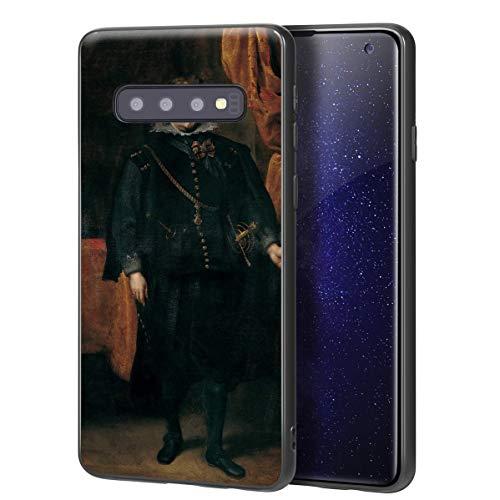 Berkin Arts Anthony Van Dyck para Samsung Galaxy S10 Carcasa/del teléfono Celular de Arte del teléfono Celular de Arte/Impresión Giclee en la Cubierta del móvil(Diego De Mexía Marquess of Leganes)