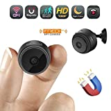 FREDI HD PLUS Full HD Mini Spy WiFi Magnetic Live Stream Night Vision