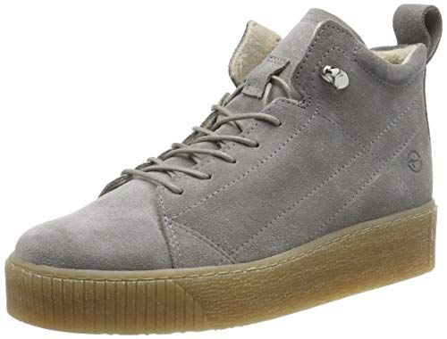 Tamaris Damen 1-1-25258-23 Sneaker, Grau (Light Grey 254), 38 EU