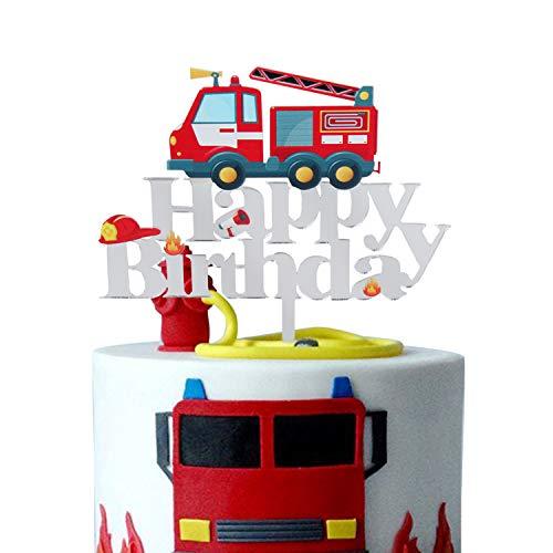 fire truck cake pan - 6