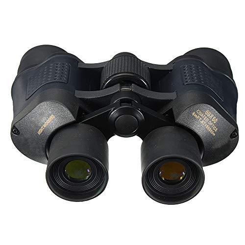 Binoculars HCGS Waterproof High Clarity Telescope 60x60 Binoculars Hd 3000m High Power 160x180mm Black