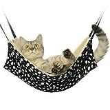 linfei Mejor Venta De Mascotas Gato Litro Jaula De Hierro Transpirable De Doble Cara Gato Disponible Hamaca Suministros para Mascotas Gato Saco De Dormir 53X35Cm