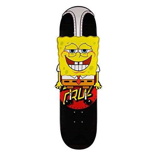 SANTA CRUZ x Spongebob Squarepants Skateboard Deck Hangin Out 10.27