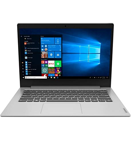 Lenovo IdeaPad 14.0-inch Laptop PC, 7th Gen AMD A6-9220e up to 2.4GHz, 4GB RAM, 64GB Flash Storage, HDMI, WiFi, Bluetooth, AMD Radeon R4, One-Year Office 365 Included, Up to 8Hrs Battery, Windows 10