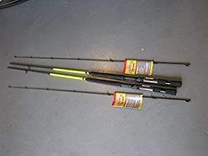 Mr. Crappie Slab Daddy Crappie Rods (Set of 2 Choice of Size) (12FT)