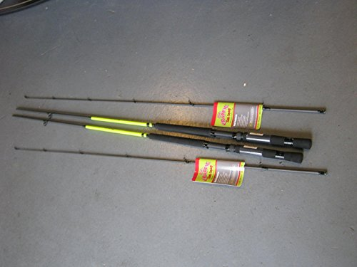Mr. Crappie Slab Daddy Crappie Rods (Set of 2 Choice of Size) (10FT)