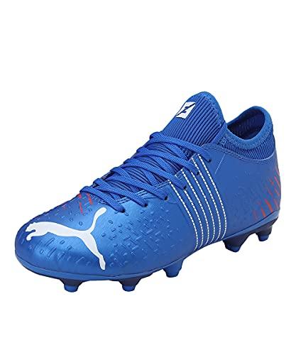 Puma Future Z 4.2 FG/AG J, Zapatillas de fútbol, Bluemazing Su, 38 EU