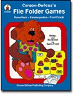 Best carson dellosas file folder games Reviews