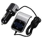 充電認識MP3カーキット、USB MP3充電器、FM FMトランスミッター、Bluetoothステレオ音楽再生のサポート