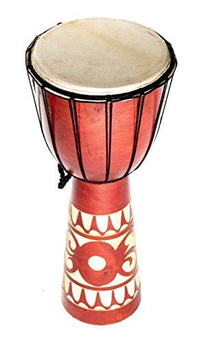 30cm Djembe Trommel Bongo Afrika Style A10