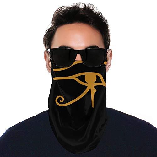 Alan Parsons Project Bandana Balaclava Reusable Washable Neck Warmer Winter Dust Wind Gaiter Scarf Headgear Multiuse For Men Women Black One Size