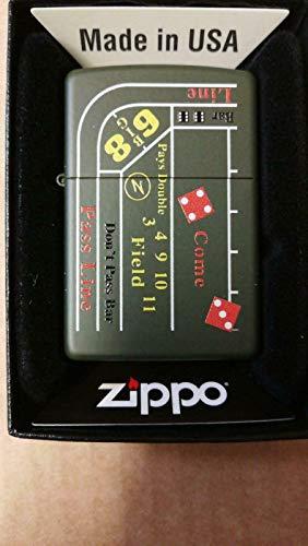 Zippo Gokken Aansteker #82 Windproof Limited Edition