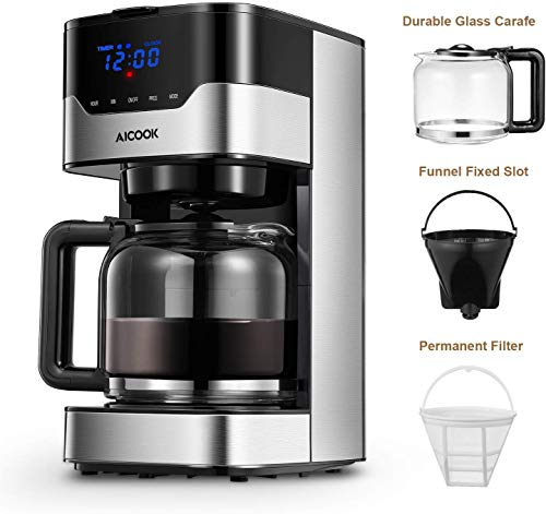 Coffee Maker, Filter Coffee Mach...