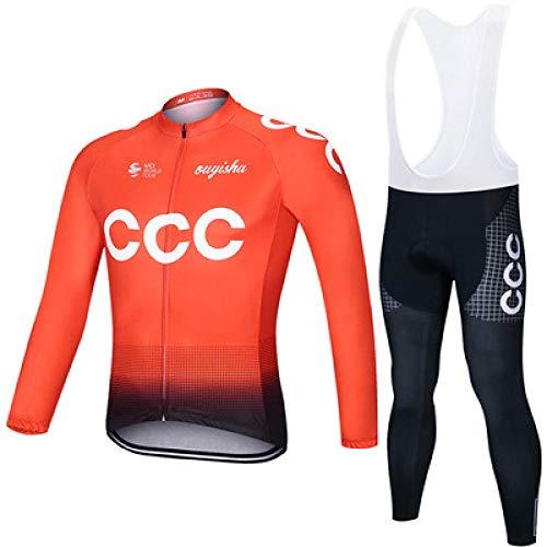 Ciclismo Maillots Chaqueta,Conjunto Completo De Maillot De Ciclismo, Maillot Y Pantalones De...