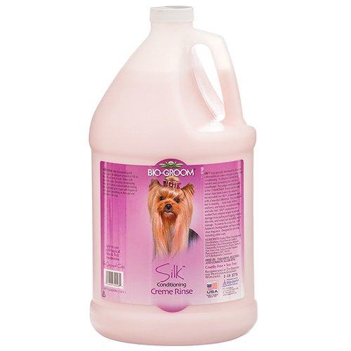Bio-Groom Pet Silk Moisturising Creme Rinse, 1-Gallon
