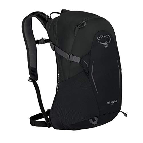 Osprey Hikelite 18 litre Daypack, Black, One Size