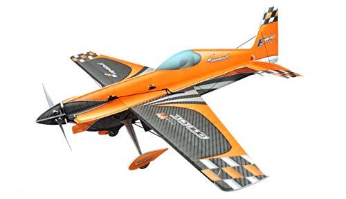 Amewi 24084 Shockflyer Edge 540V3 3mm Combi Kit, Flexi Foam, Modellbausatz, ferngesteuert, Orange