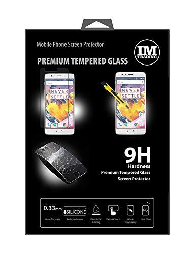 Cristal protector para OnePlus 3T tanque Premium Vidrio Templado Protector de pantalla de cristal Protector de pantalla @ Energmix®