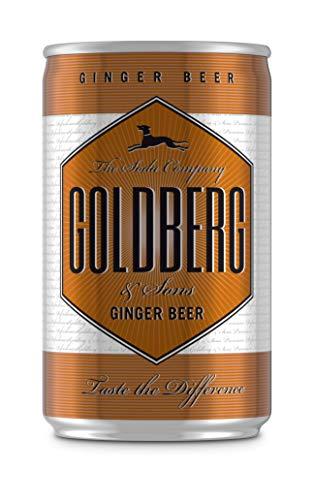 Goldberg & Sons Premium Ginger Beer 24 Lattina - 4 kg
