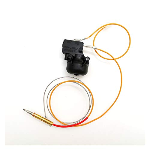 XMCF Tanque de propano Calentador Superior Piezas de reemplazo del Tipo de termopar de Seguridad Kit de Conjunto de Seguridad con Interruptor de Descarga FD4