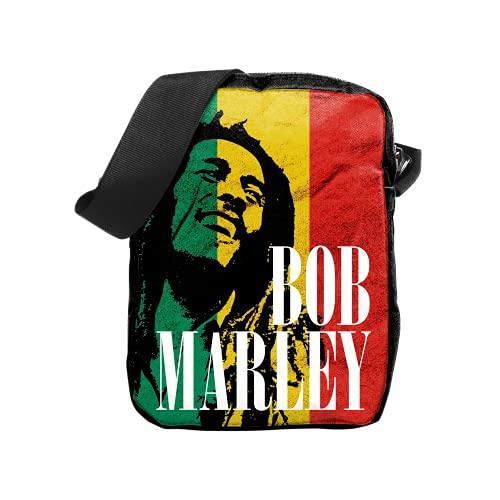 Rocksax Bob Marley Crossbody Bag - Jammin