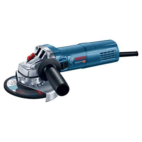 Bosch Professional 601396104 Smerigliatrice Angolare GWS 9-125 S, Numero Vuoto: 2800 – 11.000 Giri/min, Confezione in Cartone, 900 W, 0 V, Set di 1 Pezzi