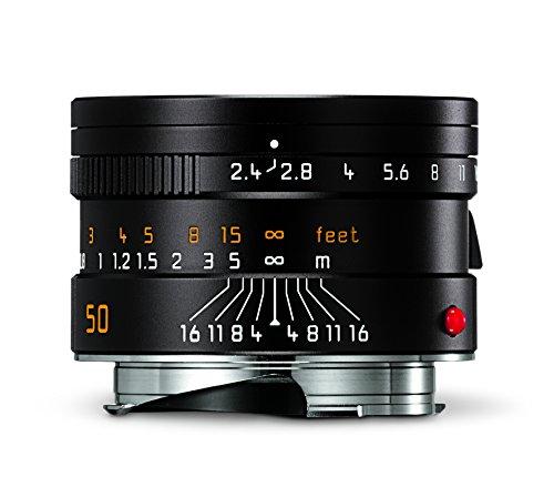 Leica 11680 Summarit-M 50mm/f2.4 Normal Lens,...