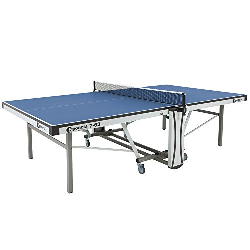Sponeta Tischtennisplatte 7-62 / 7-63 Indoor - blau