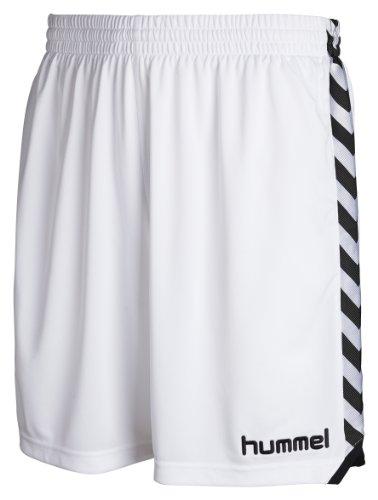 Hummel Herren Shorts Stay Authentic Poly, Weiß (white), Gr. XXL