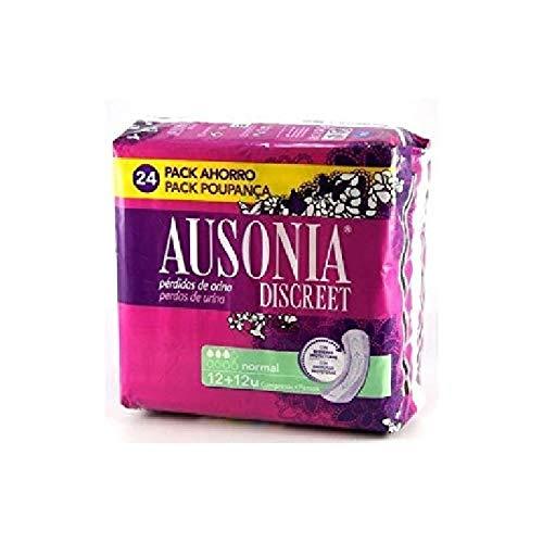 Ausonia Discreet Normal 12+12