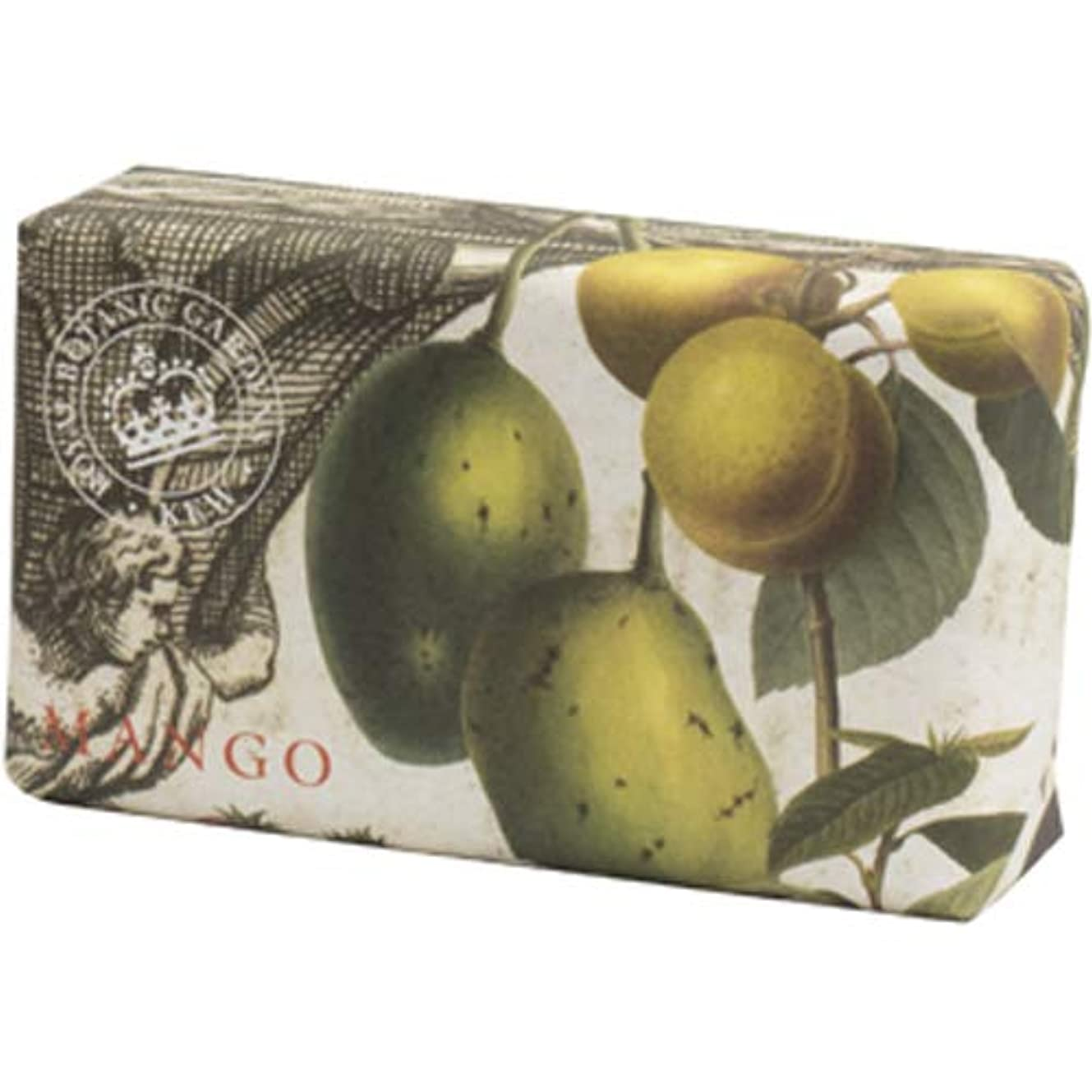 ビリーヤギスキャン神聖English Soap Company イングリッシュソープカンパニー KEW GARDEN キュー?ガーデン Luxury Shea Soaps シアソープ Mango マンゴー
