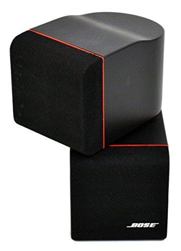 BOSE DOUBLE CUBE SPEAKER 1st/gen.REDLINE BLACK[1ea]