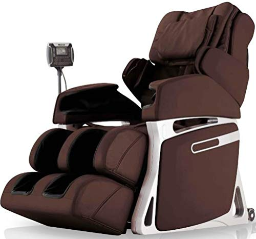 Best Bargain Fujiiryoki FJ-4800BROWN Model FJ-4800 Dr. Fuji Cyber-Relax Massage Chair, Brown, Swing ...