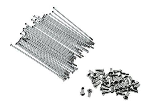 Speichensatz 148mm für MZ ES ETS TS ETZ chrom DDR-Produktion