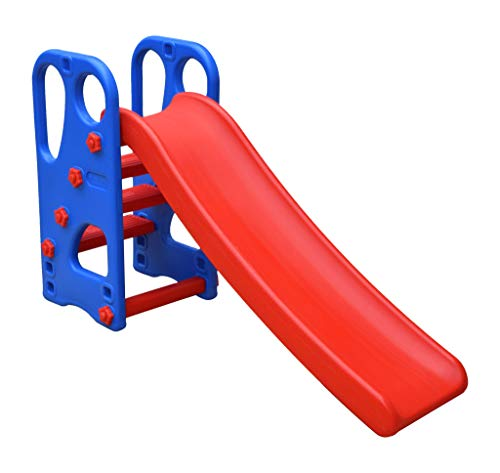 eHomeKart Garden Slide for Kids - PLAYGRO Super Senior Garden Slider - for Boys and Girls - Perfect for Home / Indoor or Outdoor - 147 x 47 x 91.5 cm - Colour May Vary (PG_206)