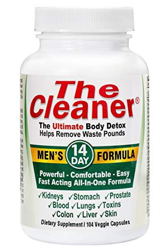 Century Systems The Cleaner - Men's Formula