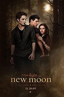 Twilight New Moon Group Vampire Drama Romance Fantasy Movie Film Poster Print 24 by 36