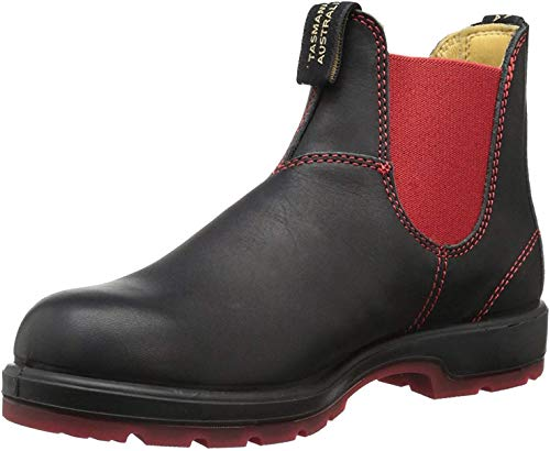 Blundstone Men's BL1316 Winter Boot,Black/Red,7 UK/8 M US